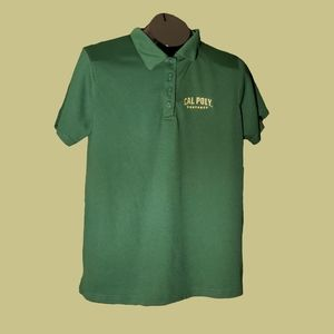 Cal Poly Holloway Ladies Polo Shirt Size L